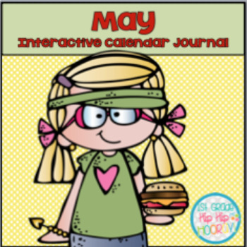 May Daily Calendar/Weather Activities...Math review and Practice