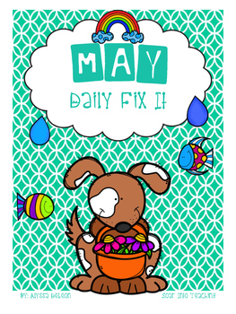 May - Daily Fix It