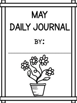 May Daily Journal - 2018
