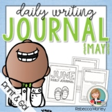 May Daily Journal (Writing Prompts)