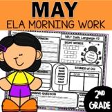 May Daily Language 2nd Grade