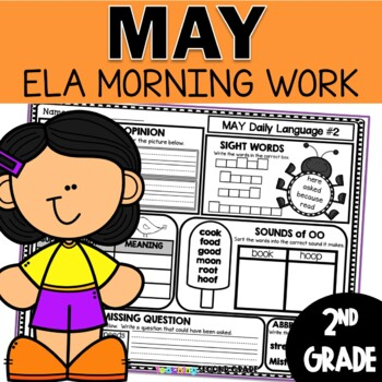 Morning Work May 2nd Grade   Daily Language