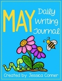 May No Prep Writing Journal