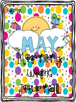 May Daily Writing Journal