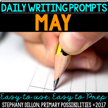 May Daily Writing Prompts