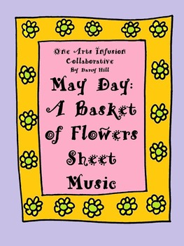 May Day: A Basket Of Flowers For You Sheet Music