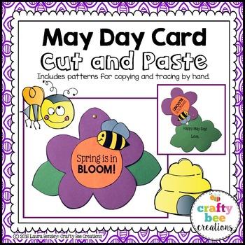 May Day Card Craft