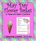 May Day Flower Basket