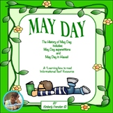 May Day: History, Superstitions, Hawaiian May Day Informational Text