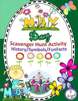 May Day Scavenger Hunt