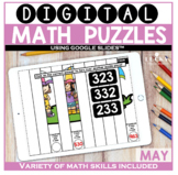 May Digital Math Puzzles