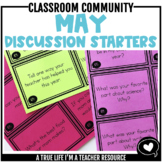 May Discussion Starters