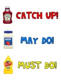 May-Do & Must-Do Whiteboard Headers