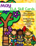 May ELA Skill Cards