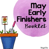 May Early Finishers Booklet