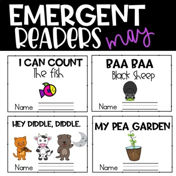 May Emergent Reader