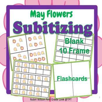 May End of Year Subitizing