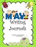 May Everyday Writing Journals Printable