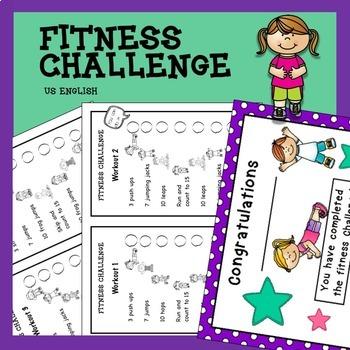 Fitness Challenge NO PREP US
