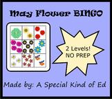 Flower BINGO (2 Levels & No Prep For Teachers!)