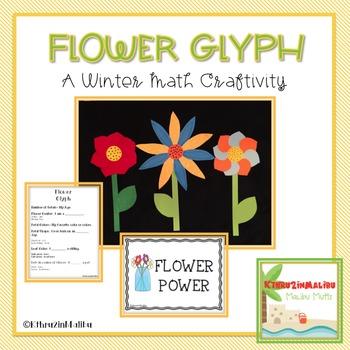 May Flower Glyph-A Math Craftivity