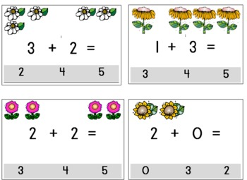 May Flower Math