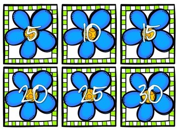 May Flowers: A Number Ordering Activity