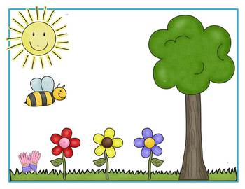 May Flowers {Differentiated Sight Word Write the Room unit}