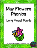 May Flowers Phonics: Long Vowel Bundle