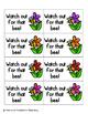 May Flowers Phonics: Short O Pack