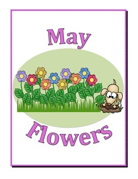 May Flowers Ten Frame Game