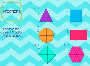 May Fraction Practice