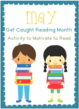 May Get Caught Reading Activity