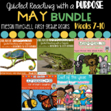 May Guided Reading with a Purpose Bundle