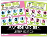 May Hide and Seek - Letter Edition