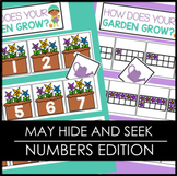 May Hide and Seek - Numbers Edition