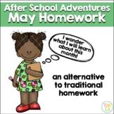 May Homework After School Adventures