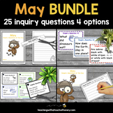 May Inquiry Question of the Day Bundle