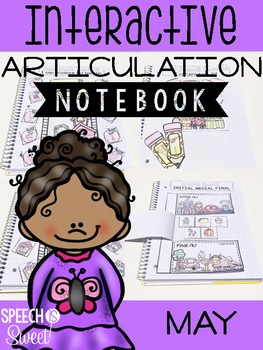May Interactive Articulation Notebook
