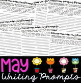 May Journal Writing Prompts