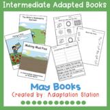May Intermediate Adapted Books