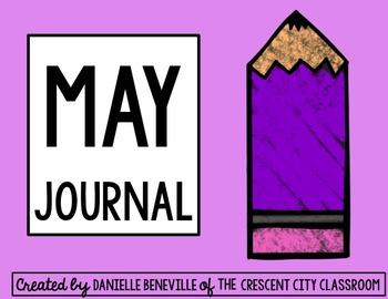 May Journal Mini-Books