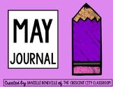 May Journal Mini-Books