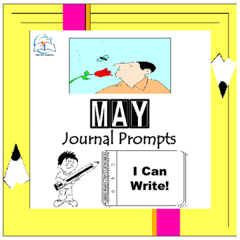 May Writing Prompts Quick Writes