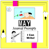 May Writing Prompts | May Journal Prompts