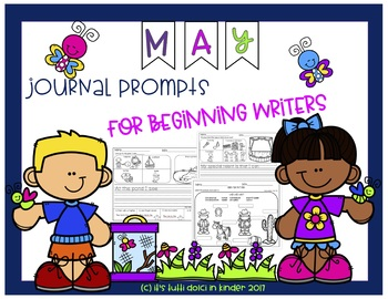 May Journal Prompts for Beginning Writers