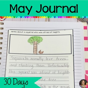 May Journal Writing