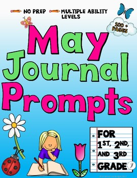 May Journals for Primary Students