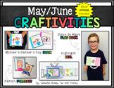 May/June CRAFTIVITIES