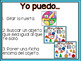 May/June Math Centers in Spanish